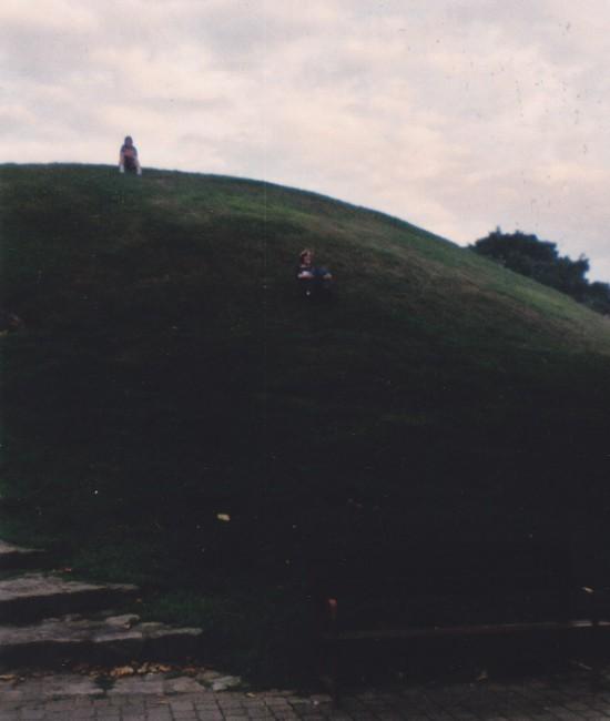 Criel Mound!