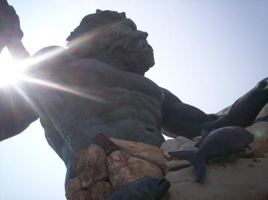 King Neptune!