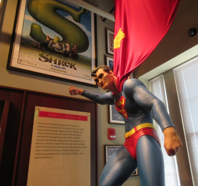 Superman Also!
