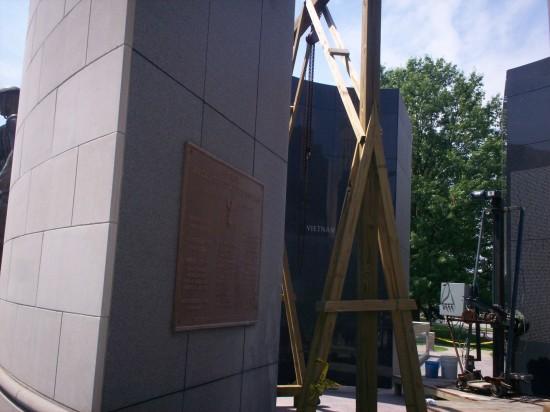 WV Veterans Memorial!