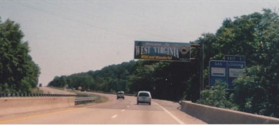 West Virginia welcome!