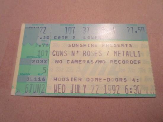 1992-07-22 GNR+Metallica!
