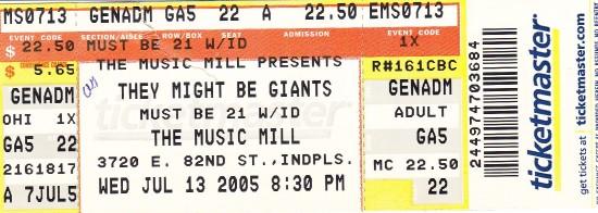 2005-07-13 TMBG