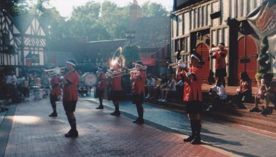 Busch Band!