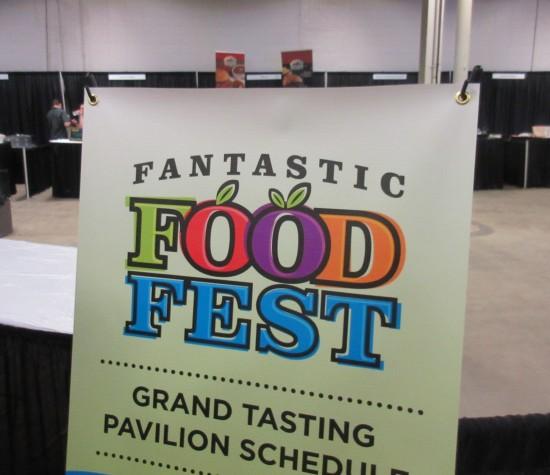 FANTASTIC FOOD FEST!
