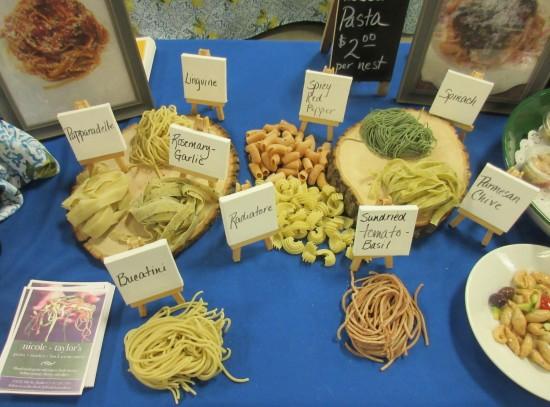 Nicole-Taylor's Pasta + Market!