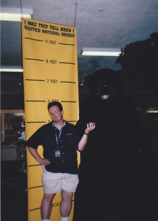 This Tall Bear!