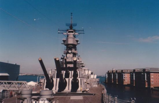 USS Wisconsin!