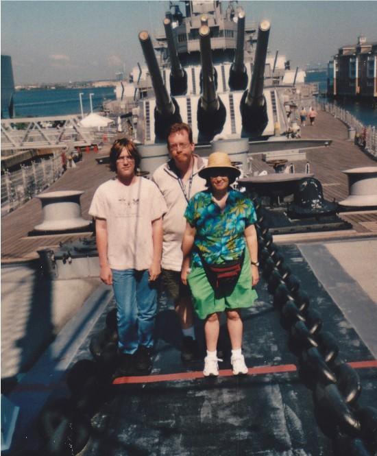 Wisconsin family photo!