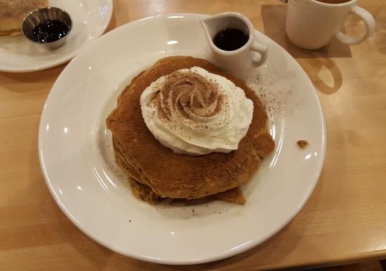 Yolk Pancakes!