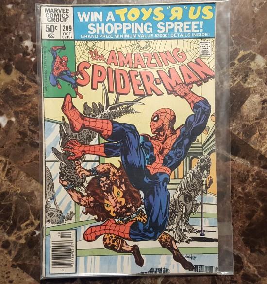 Amazing Spider-Man 209!
