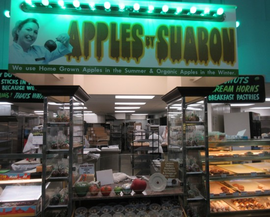 Apples by Sharon!