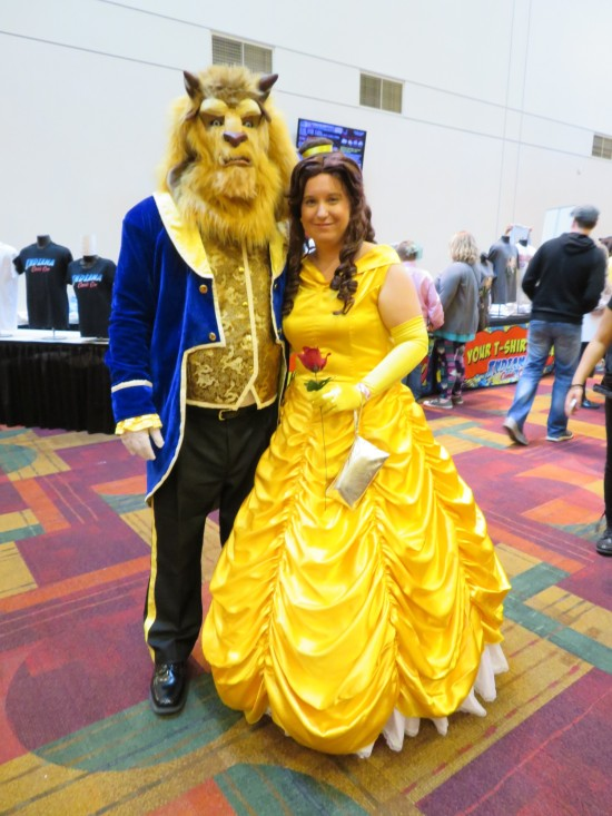 Beast and Belle!