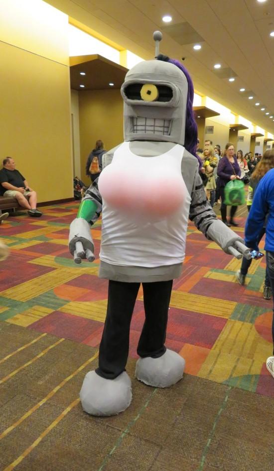 Bender+Leela!