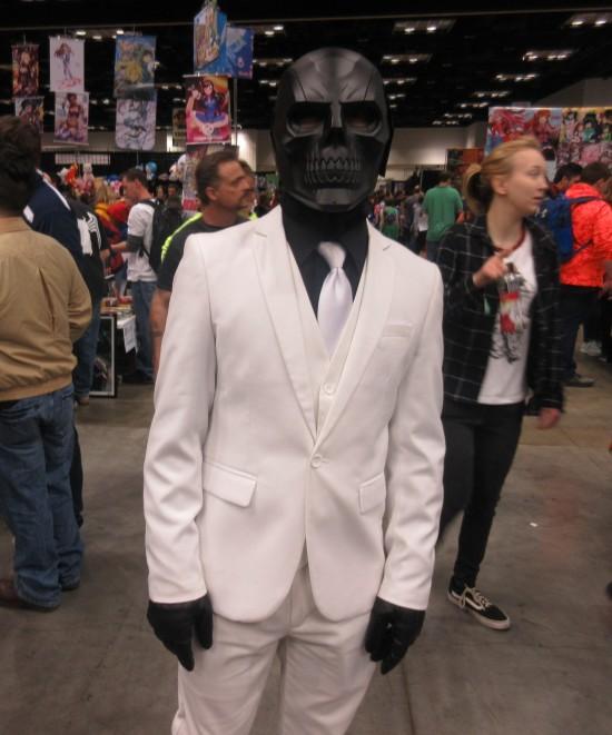 Black Mask!