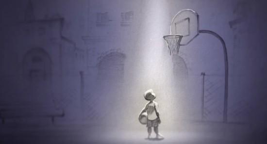 Dear Basketball!