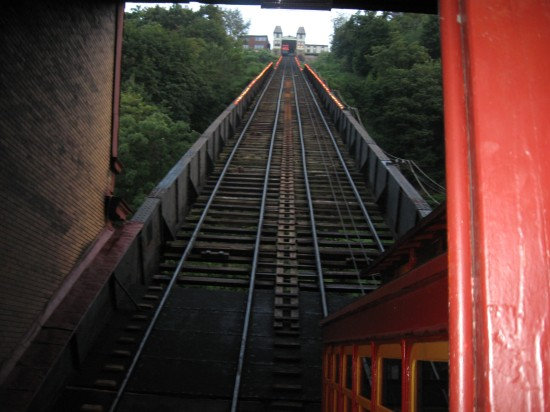 Duquesne Incline!