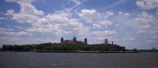 Ellis Island!