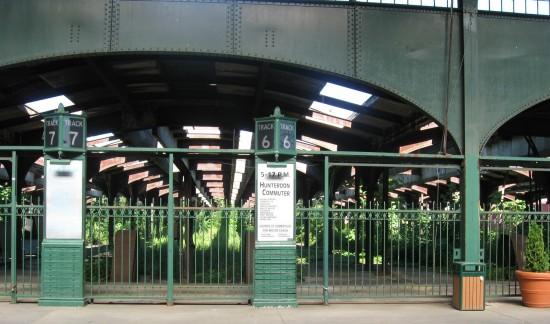 Ex-Train Station!