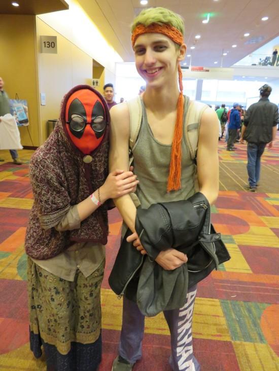 Grannypool + Joker!