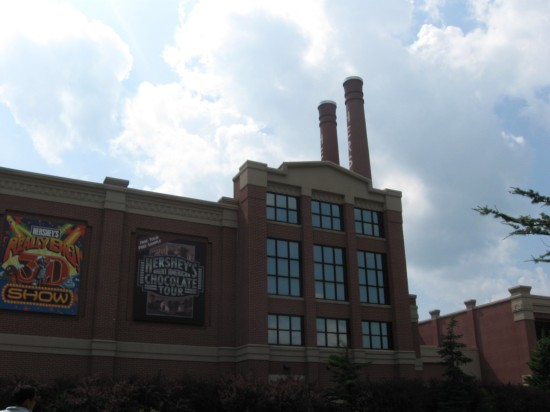 Hershey factory!