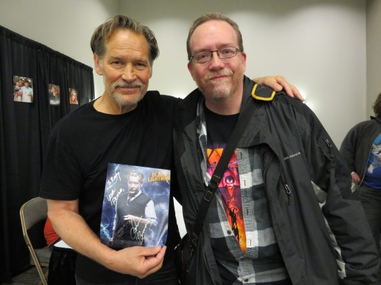 James Remar!