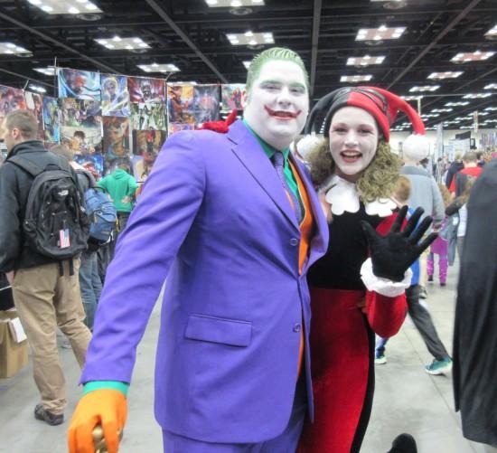 Joker and Harley!