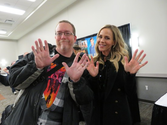 Julie Benz!