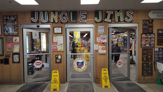 Jungle Jim's!