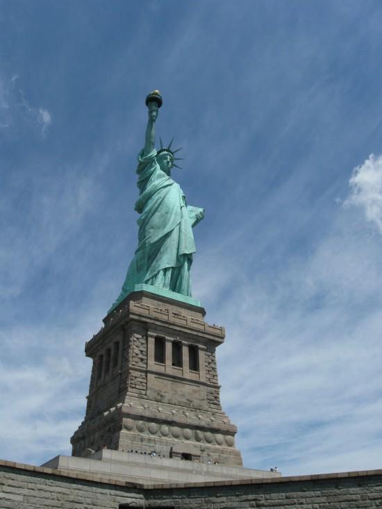 Lady Liberty!