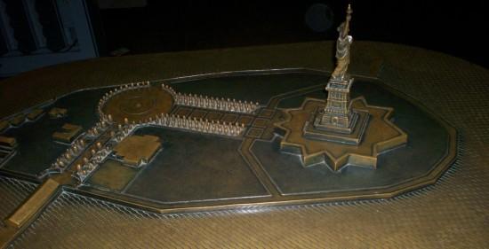 Liberty Island Model!