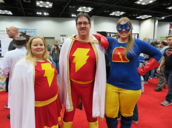 Marvel Family!