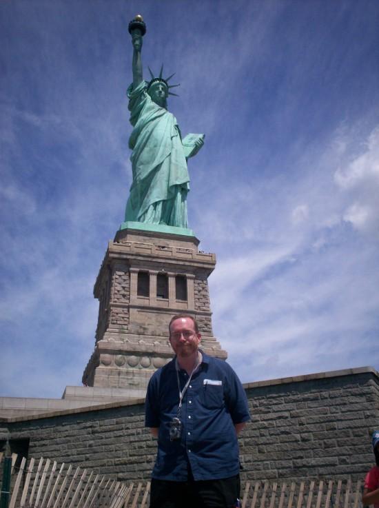 Me and Liberty!