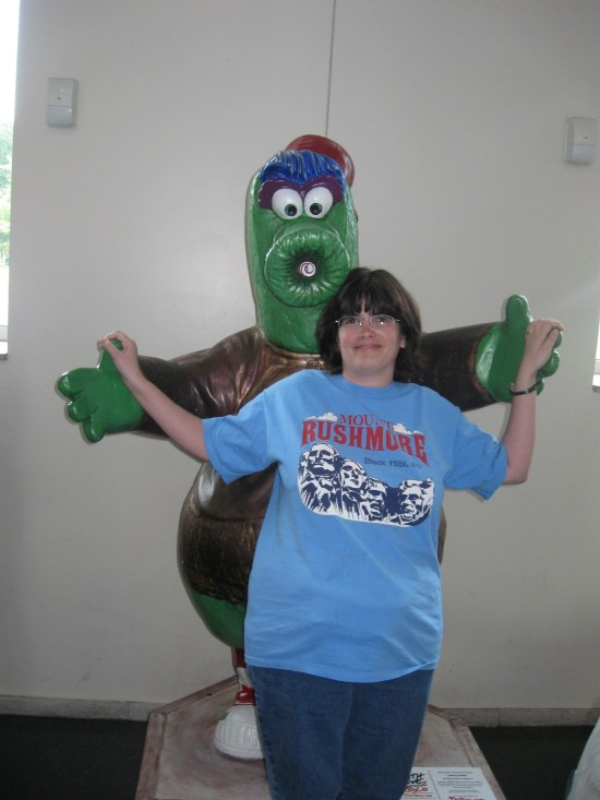 Philly Phanatic!