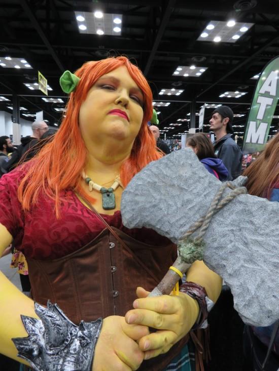 Princess Fiona!