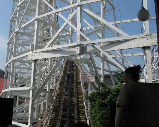 Roller Coaster Hill!