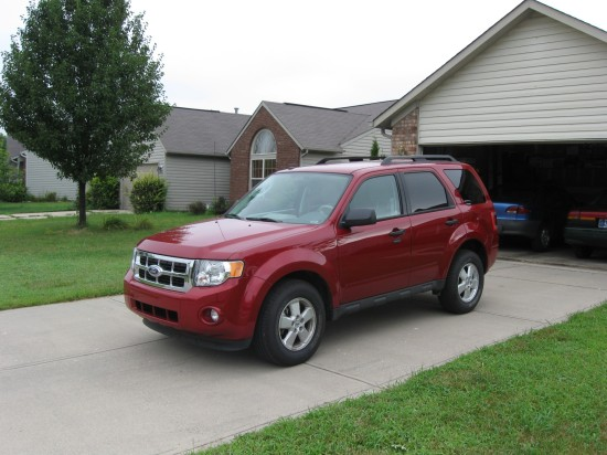 2010 Ford Escape XLT!