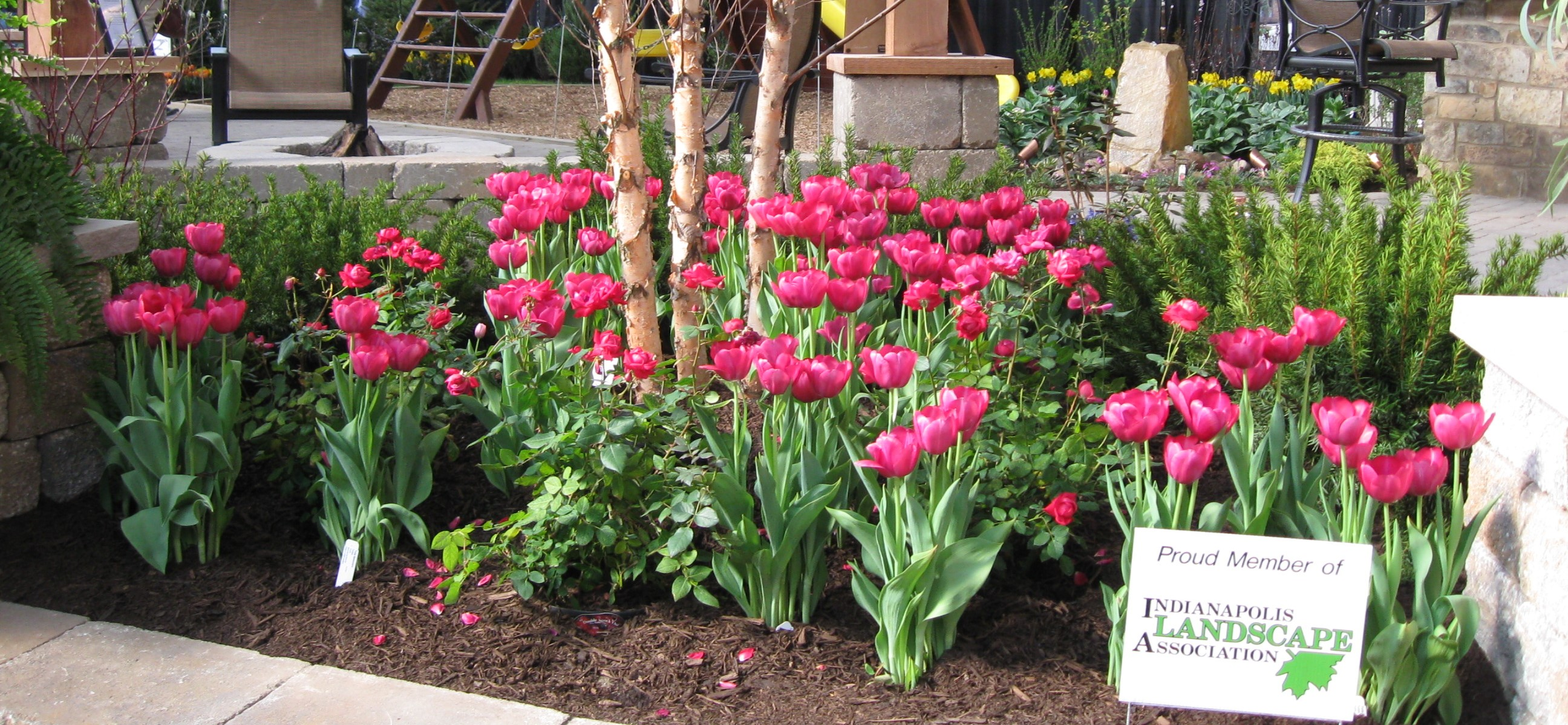 give our regards to the indiana flower & patio show « midlife crisis