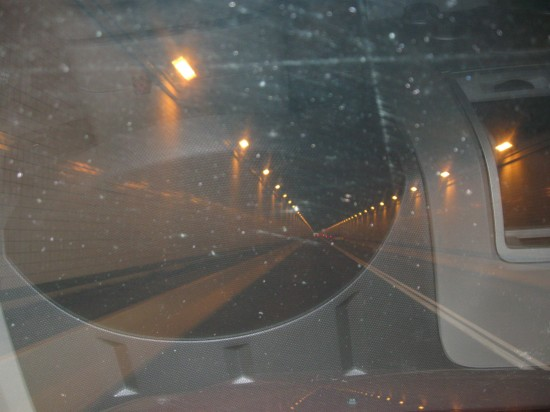 Allegheny Tunnel!