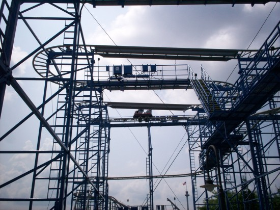 Wild Mouse wide!
