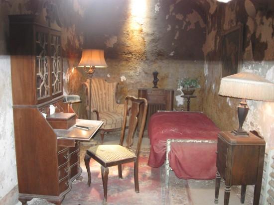 Al Capone's Cell!