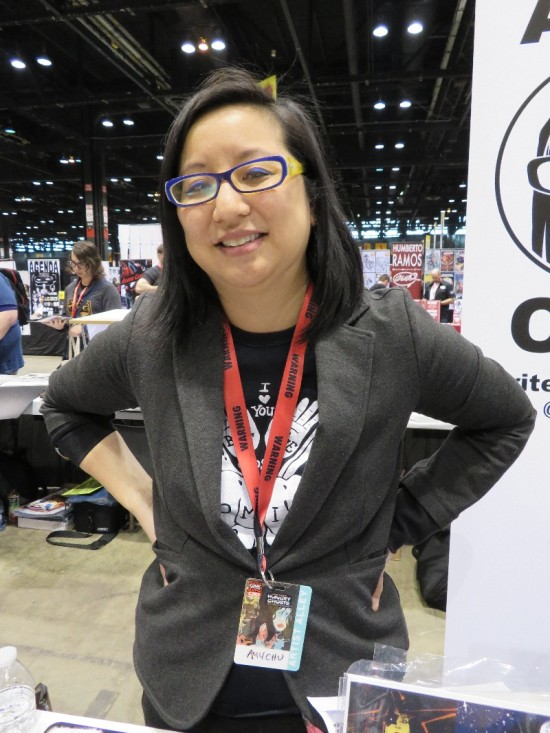 Amy Chu!
