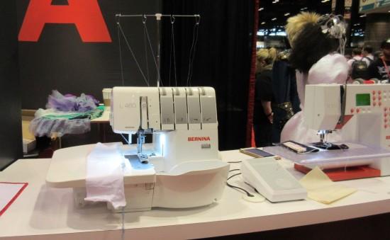 Bernina sewing machines!