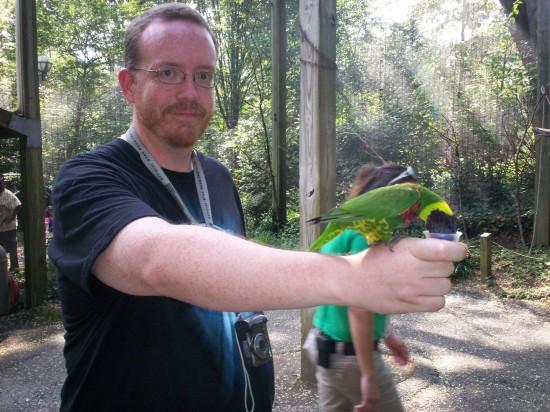 Bird Feeding!