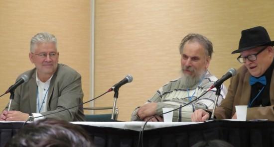 Carl Potts and Peter B. Gillis!