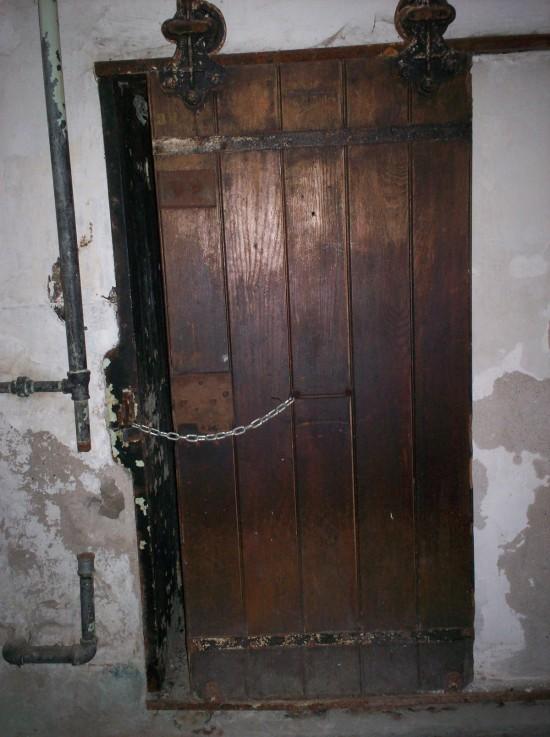 Cell Door!
