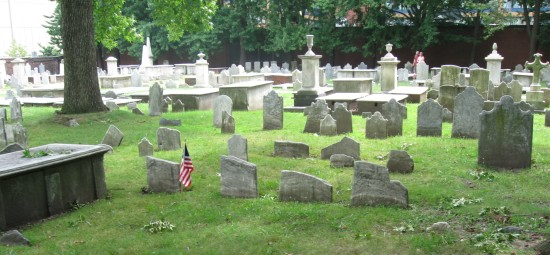 Christ Church Burial Ground!