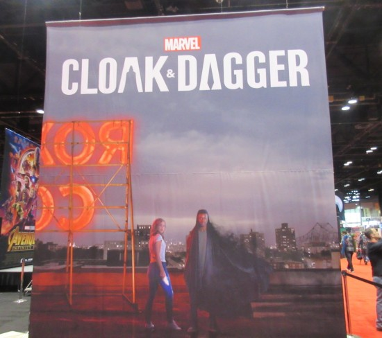 Cloak & Dagger!