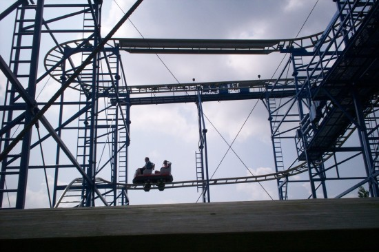 Wild Mouse!