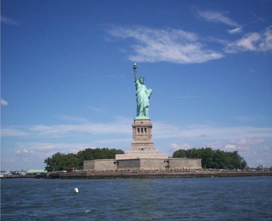 Statue of Liberty!
